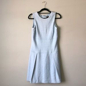 Ann Taylor Light Blue Dress